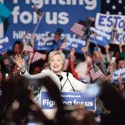 Hillary Clinton prête à engager le fer contre Donald Trump
