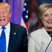Trump et Clinton, grands vainqueurs du Super Tuesday