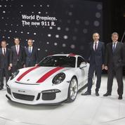 Porsche 911 R, la 911 des puristes