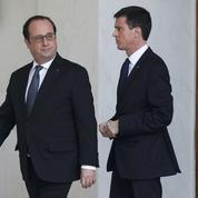 Hollande et Valls face aux rumeurs de divorce