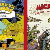Mickey revisité par les géants de la BD franco-suisse
