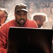 Kanye West pris en flagrant délit de téléchargement illégal