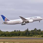 Boeing fête les cinq ans de service du 787