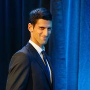 Novak Djokovic, flamme patriotique de la nouvelle Serbie