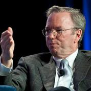Le président de Google devient conseiller pour le Pentagone