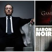 Game of Thrones ,House of cards ,Baron noir :petite leçon de géopolitique fiction