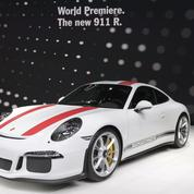 Même autonomes, les Porsche garderont toujours un volant