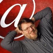 Mort de l'Américain Ray Tomlinson, l'inventeur de l'e-mail
