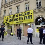EDF, François et les culbutos…