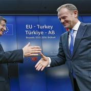 Migrants: l'Union européenne se donne 10 jours pour conclure avec la Turquie