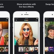 Facebook achète MSQRD, l'appli aux selfies délirants