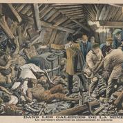 Courrières: la catastrophe minière la plus meurtrière d'Europe (1906)