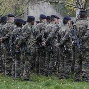Terrorisme: l'armée appelle les réservistes à la rescousse