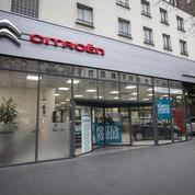 Citroën se met à l'autopartage à Paris