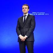 Des parlementaires aux jeunes, Macron tisse sa toile