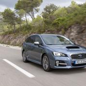 Subaru Levorg, un break qui gagne à être connu
