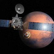 TGO, un satellite pour éclaircir le mystère du méthane martien