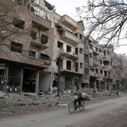 La Syrie ravagée par cinq ans de chaos