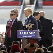 Les meetings de Donald Trump sont le théâtre d'un nombre croissant d'incidents