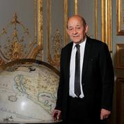 Jean-Yves Le Drian: «La menace terroriste qui pèse sur la France s'est militarisée»