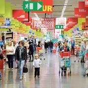 Auchan à la reconquête de la France