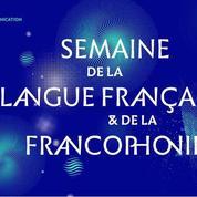 La semaine qui met l'accent sur la langue française