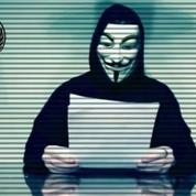 Les Anonymous s'attaquent à Donald Trump