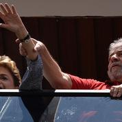 Au Brésil, Rousseff et Lula s'unissent face au scandale