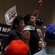 Meetings perturbés, menaces : Donald Trump est-il en danger ?