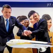 Air France-KLM et Delta misent sur l'Inde avec Jet Airways