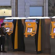 La SNCF installe de nouvelles bornes d'achat plus rapides dans ses gares