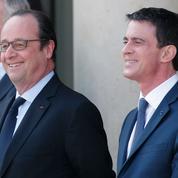 Valls «légitime» mais «pas le mieux adapté» pour 2017 selon Hollande