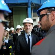 Salaires: la leçon de Macron aux agents d'EDF