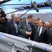 Le missilier MBDA accélère à l'international