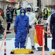 Euro 2016 : médecins et policiers simulent une attaque chimique