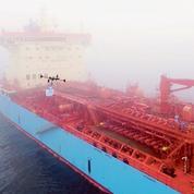 Des drones français, poissons-pilotes des géants des mers de Maersk