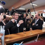 Dans le Nord, Valls cible la droite pour redonner le moral à la gauche