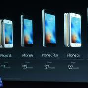 L'iPhone SE, le smartphone le moins cher lancé par Apple