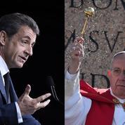 Nicolas Sarkozy, le pape François, la laïcité et la religion catholique