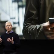 Apple se pose en défenseur des libertés