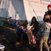 Migrants: Idomeni, cul-de-sac de la route des Balkans