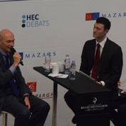Pascal Lamy à HEC : l'Europe peut-elle encore faire rêver ?
