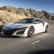 La nouvelle Honda NSX, une GT à quatre moteurs