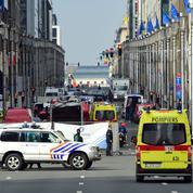 Attentats de Bruxelles : panique générale dans la capitale belge