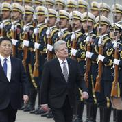 En Chine, le président allemand ose vanter les libertés