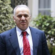 Garry Kasparov, cavalier seul