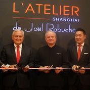Joël Robuchon ouvre son premier restaurant en Chine