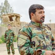 À Makhmour, dans le Kurdistan irakien, l'offensive pour libérer Mossoul se prépare