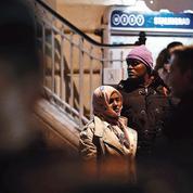Des migrants de Calais arrivent à Paris