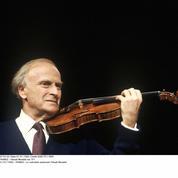 Inédits et raretés de Yehudi Menuhin, le «violon du siècle»